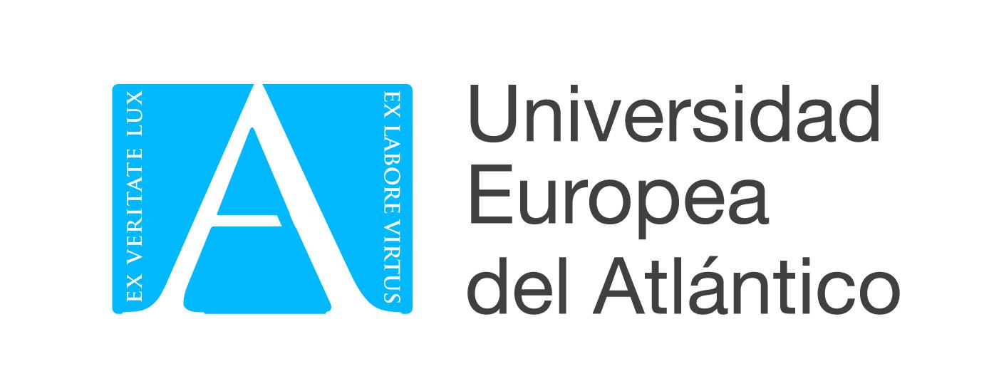 logo UNI EUROPEA del ATLÁNTICO